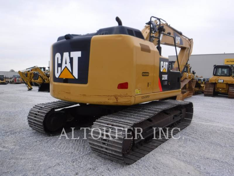 CATERPILLAR EXCAVADORAS DE CADENAS 320ELRR equipment  photo 4
