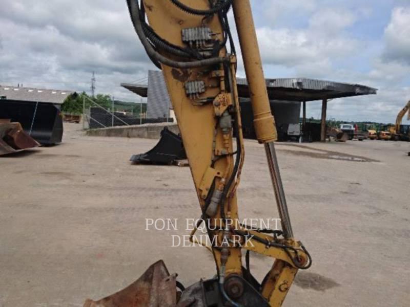 CATERPILLAR TRACK EXCAVATORS 307 C equipment  photo 15