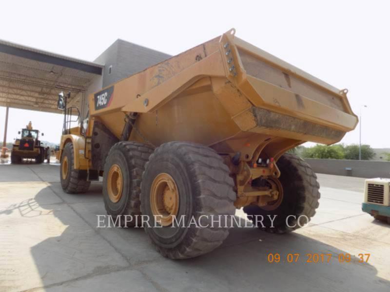 CATERPILLAR MULDENKIPPER 745C equipment  photo 3