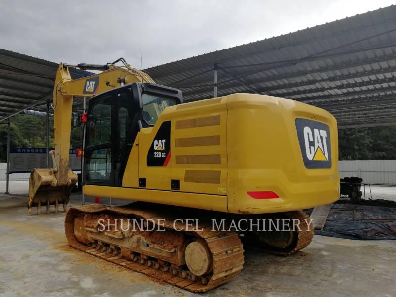 CATERPILLAR TRACK EXCAVATORS 320-07GC equipment  photo 1