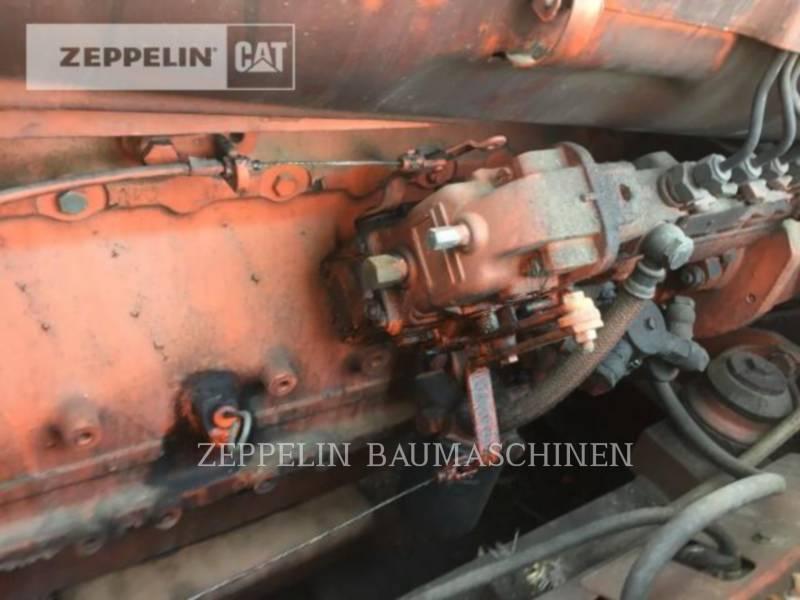 ATLAS PELLES SUR PNEUS 1604 equipment  photo 23