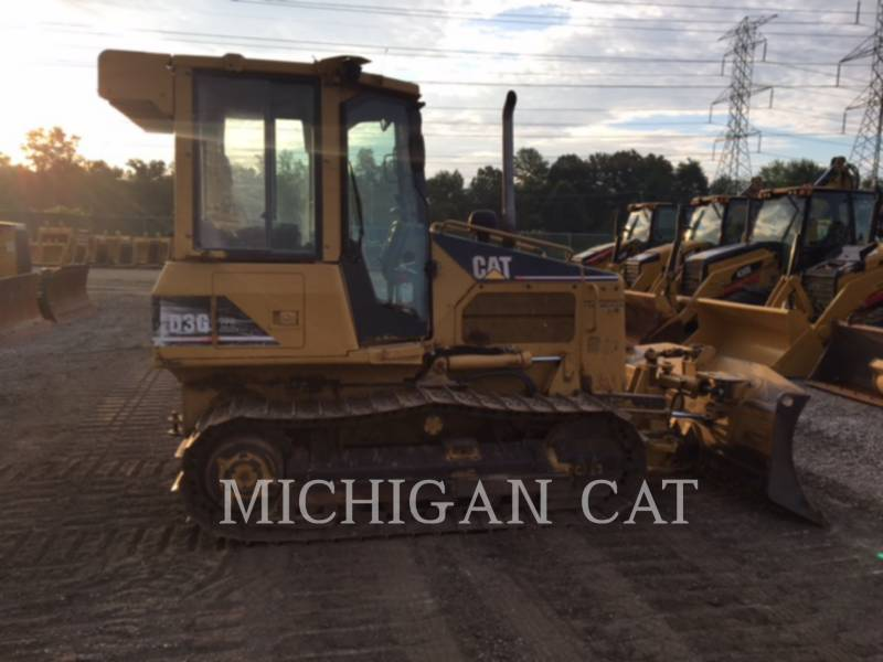 CATERPILLAR TRACK TYPE TRACTORS D3GXL equipment  photo 7