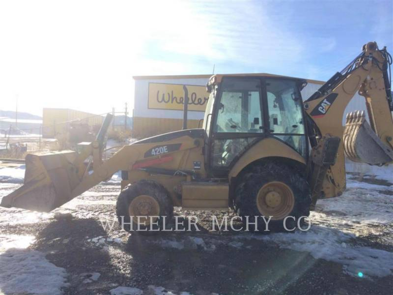 CATERPILLAR BACKHOE LOADERS 420E E AS equipment  photo 2