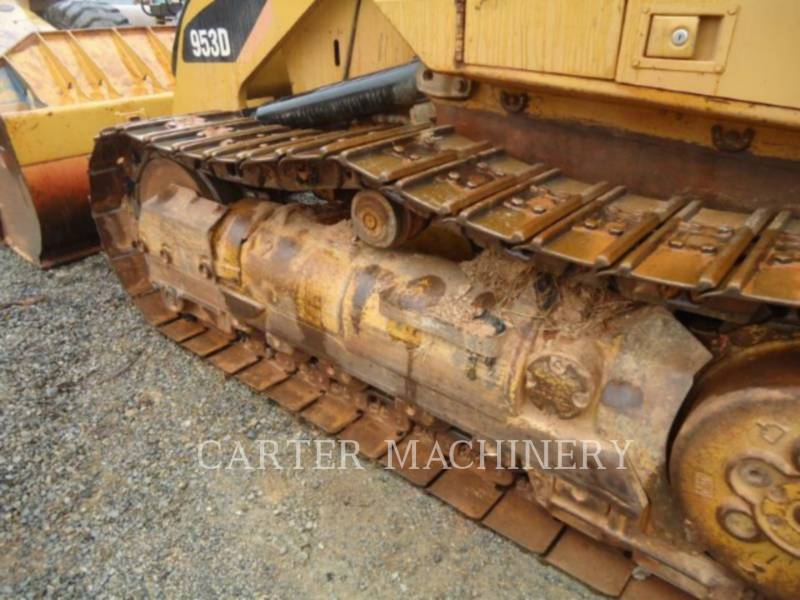 CATERPILLAR CARGADORES DE CADENAS 953D ACGP equipment  photo 13