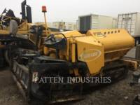 Equipment photo WEILER P385 ASPHALT PAVERS 1