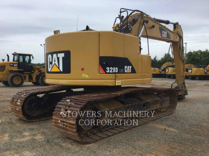 CATERPILLAR KETTEN-HYDRAULIKBAGGER 328DL equipment  photo 4