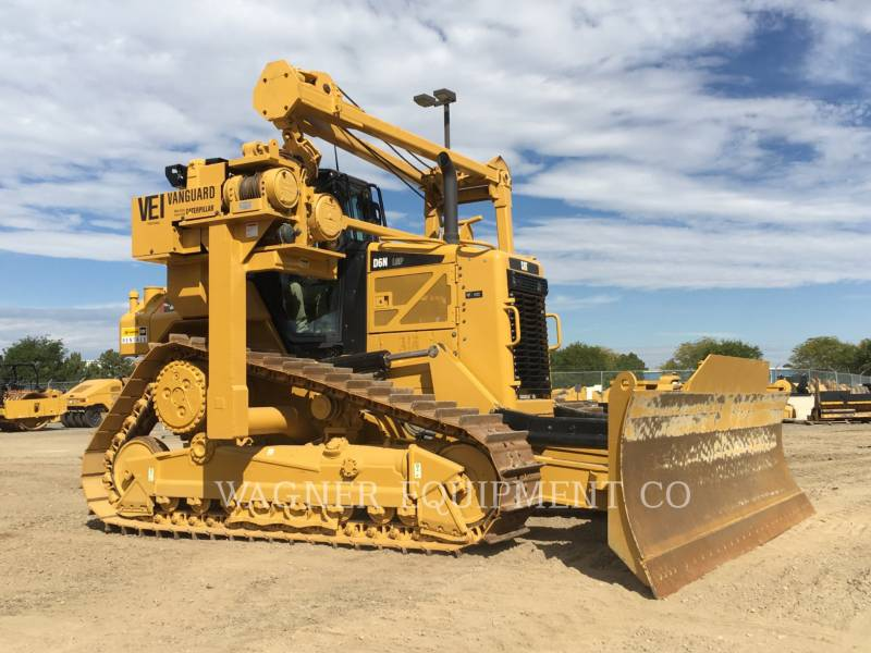 CATERPILLAR TRACK TYPE TRACTORS D6N LGP PL equipment  photo 4