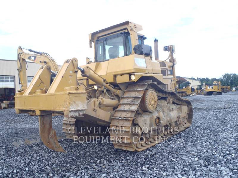 CATERPILLAR KETTENDOZER D9T equipment  photo 4