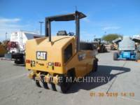 CATERPILLAR 空気式タイヤ・コンパクタ CW14 equipment  photo 2