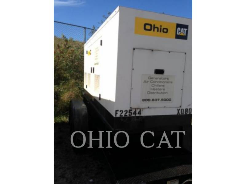 CATERPILLAR POWER MODULES XQ80 equipment  photo 1