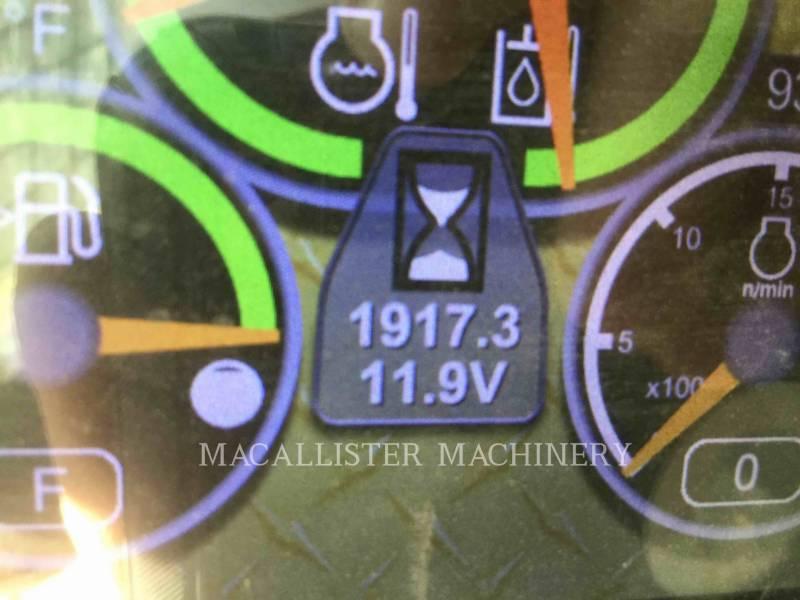 CATERPILLAR UNIWERSALNE ŁADOWARKI 299D equipment  photo 18