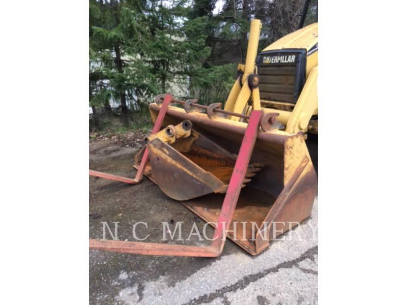 CATERPILLAR BACKHOE LOADERS 416C 4ECAN equipment  photo 3