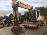 Equipment photo LIEBHERR A904CLIT EXCAVADORAS DE RUEDAS 1