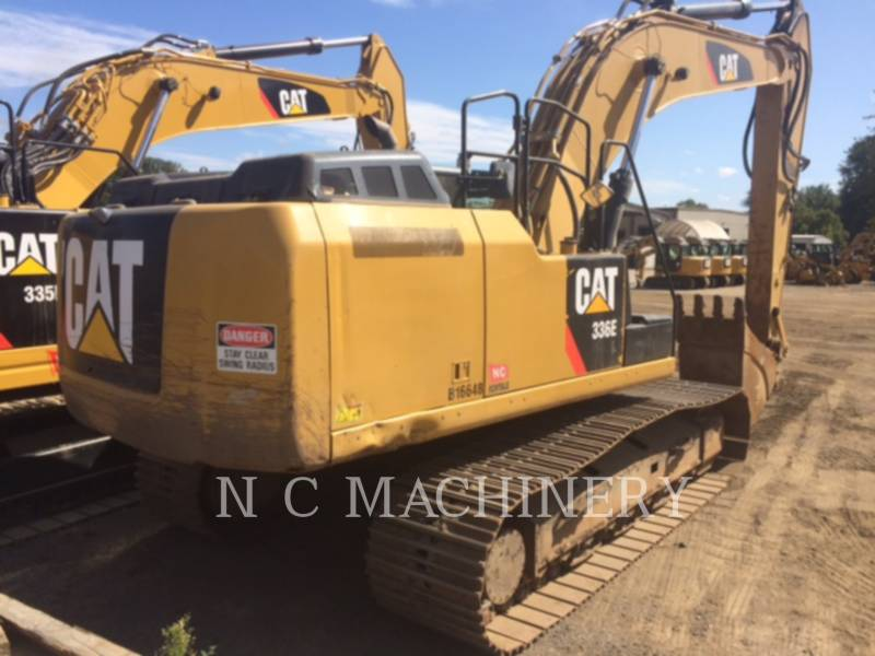 CATERPILLAR PELLES SUR CHAINES 336E L equipment  photo 3