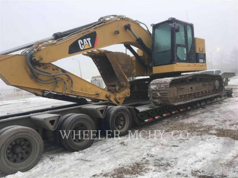 CATERPILLAR KETTEN-HYDRAULIKBAGGER 328D LCRCF equipment  photo 1