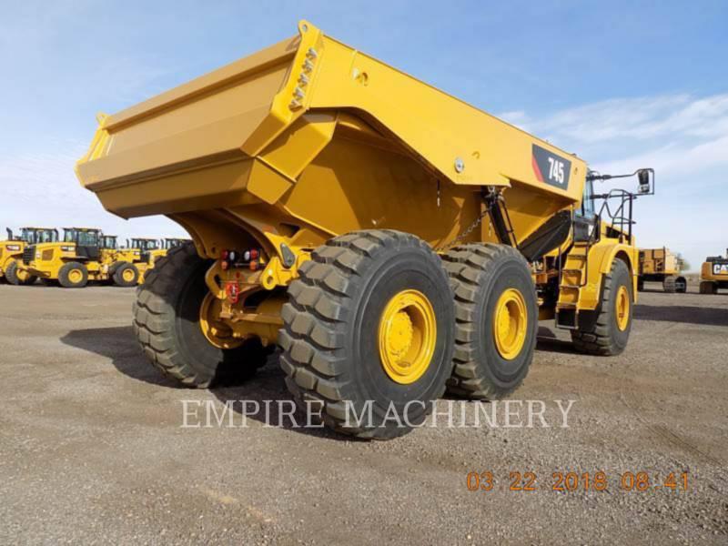CATERPILLAR ARTICULATED TRUCKS 745-04 equipment  photo 2