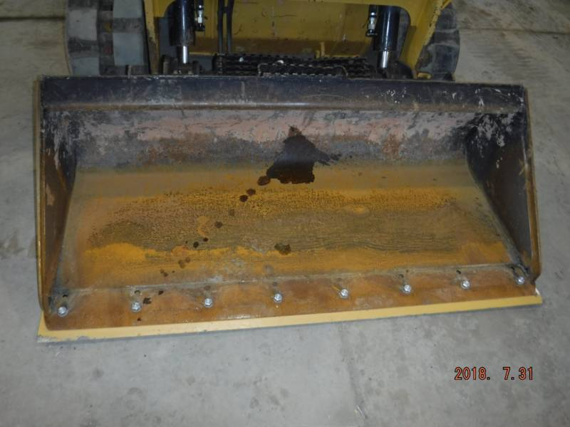 CATERPILLAR MULTI TERRAIN LOADERS 259D equipment  photo 5