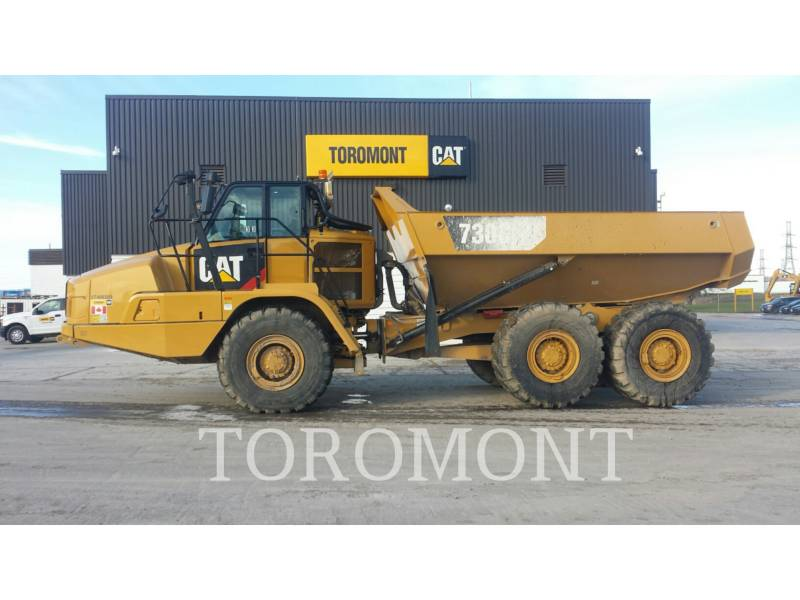 CATERPILLAR DUMPER ARTICOLATI 730C2 equipment  photo 1
