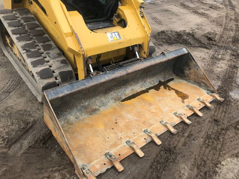 CATERPILLAR CARGADORES MULTITERRENO 289D equipment  photo 15