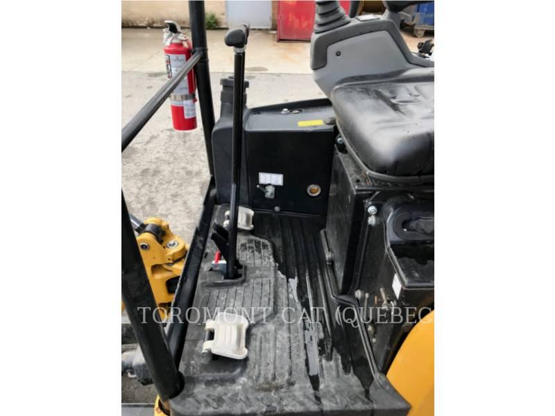CATERPILLAR TRACK EXCAVATORS 301.7DCR equipment  photo 16