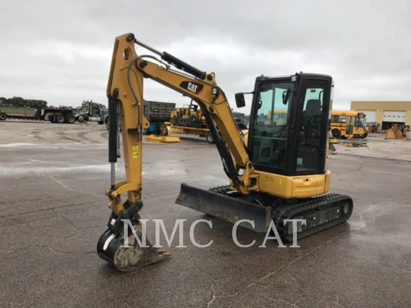 CATERPILLAR PELLES SUR CHAINES 303.5ECR equipment  photo 1