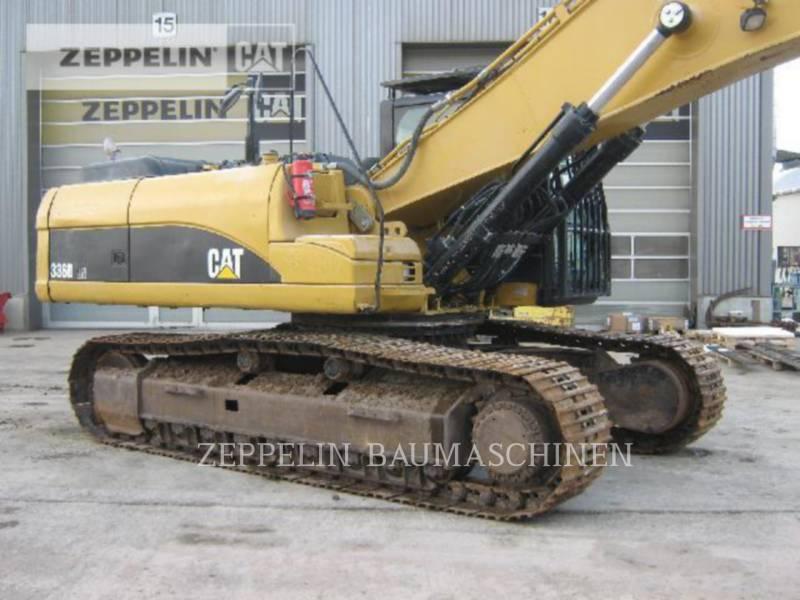 CATERPILLAR KOPARKI GĄSIENICOWE 336DLN equipment  photo 10