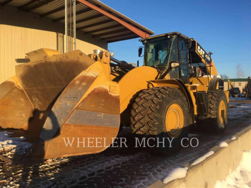 CATERPILLAR WHEEL LOADERS/INTEGRATED TOOLCARRIERS 982M AOC equipment  photo 1