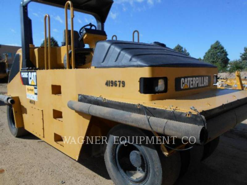 CATERPILLAR COMPACTADORES CON RUEDAS DE NEUMÁTICOS PS-360C equipment  photo 5