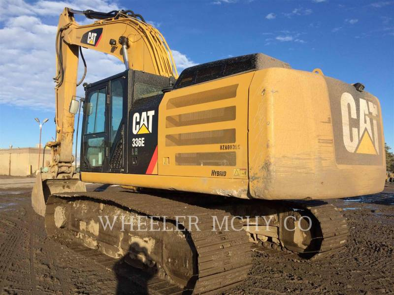 CATERPILLAR トラック油圧ショベル 336E LH CF equipment  photo 3