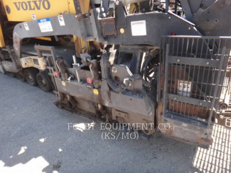 VOLVO CONSTRUCTION EQUIPMENT PAVIMENTADORA DE ASFALTO PF6110 equipment  photo 20