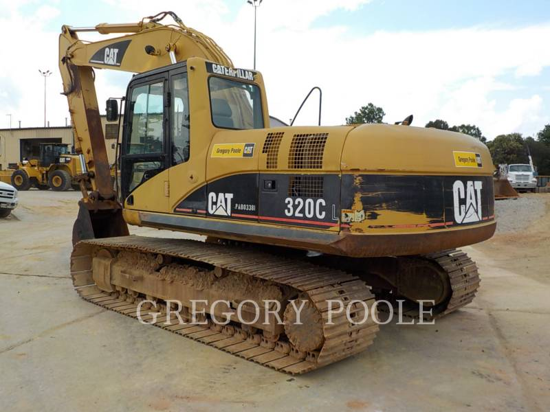 CATERPILLAR KETTEN-HYDRAULIKBAGGER 320C L equipment  photo 7