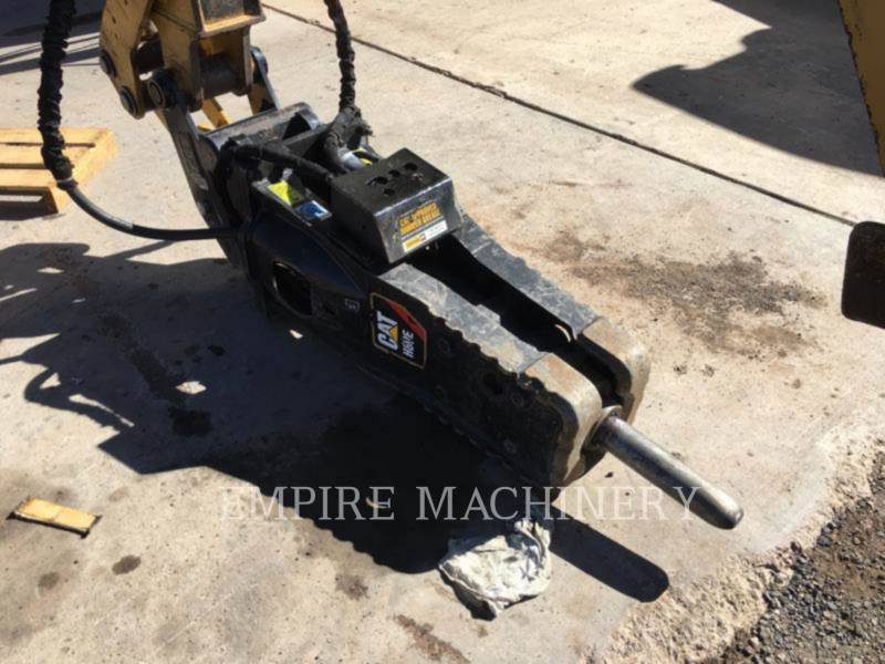 CATERPILLAR  HAMMER H80E 420 equipment  photo 3
