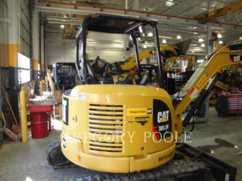 CATERPILLAR TRACK EXCAVATORS 303.5E equipment  photo 3