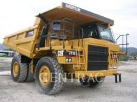 Equipment photo CATERPILLAR 771D DUMPER A TELAIO RIGIDO 1