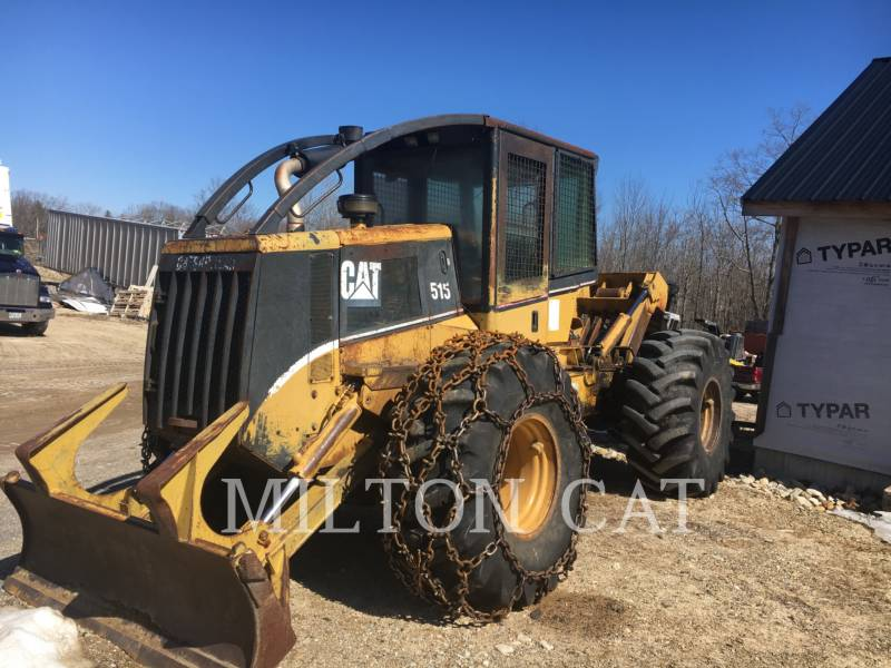 CATERPILLAR FORESTRY - SKIDDER 515 equipment  photo 5