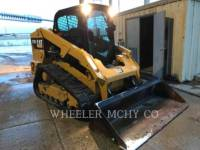 Equipment photo CATERPILLAR 279D C3-H2 MULTI TERRAIN LOADERS 1