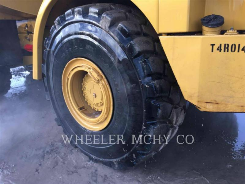 CATERPILLAR ARTICULATED TRUCKS WT 740 equipment  photo 11