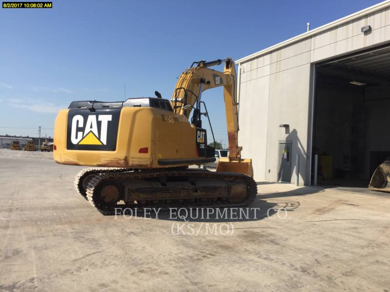 CATERPILLAR TRACK EXCAVATORS 336EL12 equipment  photo 2