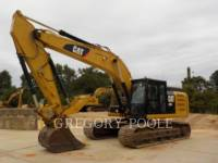 CATERPILLAR KETTEN-HYDRAULIKBAGGER 329E L equipment  photo 1