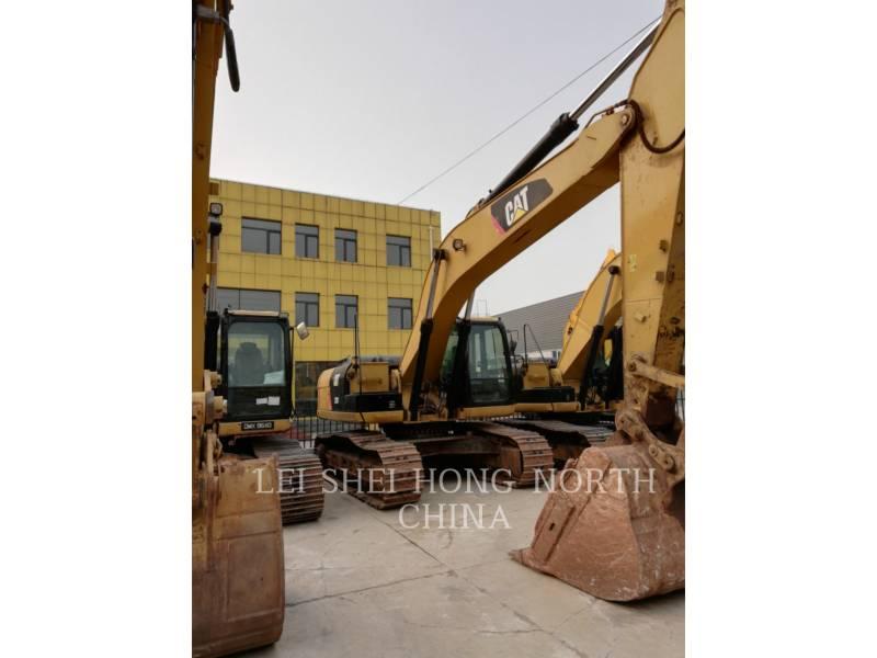 CATERPILLAR ESCAVATORI CINGOLATI 329D equipment  photo 5