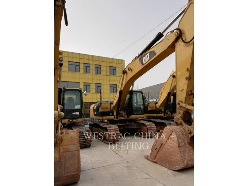 CATERPILLAR KETTEN-HYDRAULIKBAGGER 329D equipment  photo 5