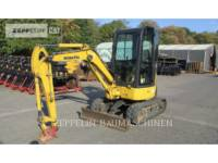 Equipment photo KOMATSU LTD. PC26MR-3 ESCAVADEIRAS 1