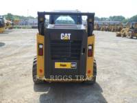 CATERPILLAR PALE COMPATTE SKID STEER 242D A equipment  photo 4