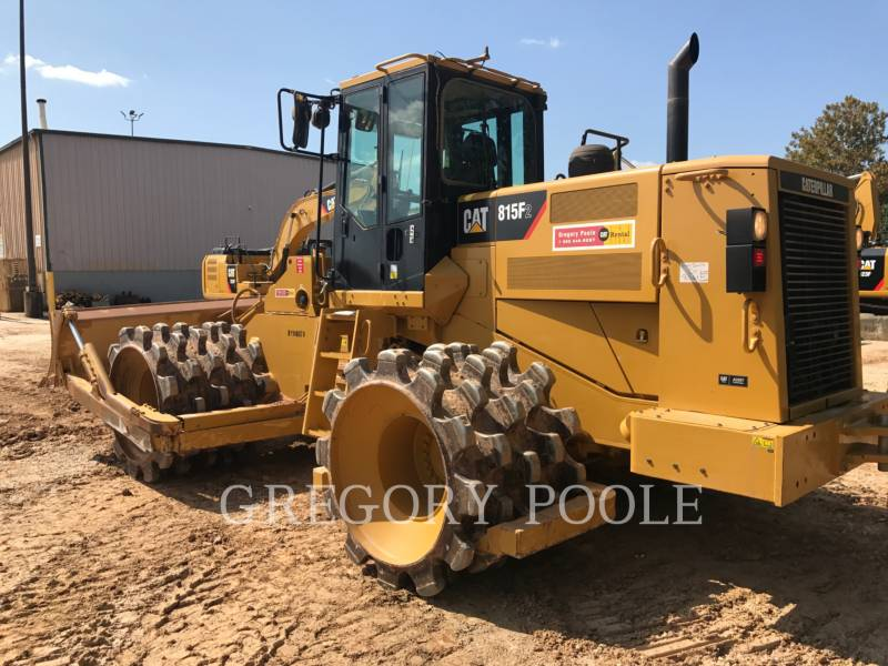 CATERPILLAR コンパクタ 815FII equipment  photo 7