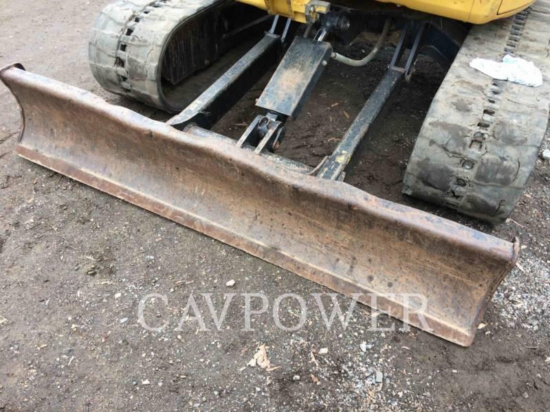 CATERPILLAR トラック油圧ショベル 305DCR equipment  photo 7