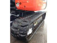 KUBOTA CORPORATION PELLES SUR CHAINES KX040-4 equipment  photo 13