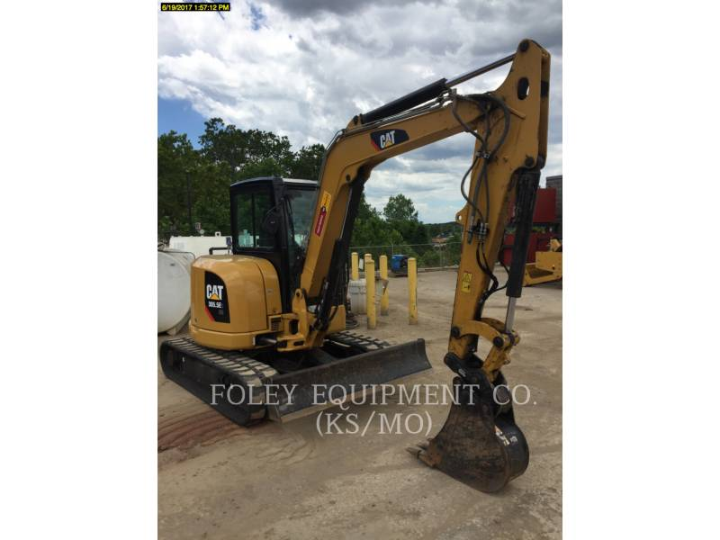 CATERPILLAR EXCAVADORAS DE CADENAS 305.5E2LC equipment  photo 4