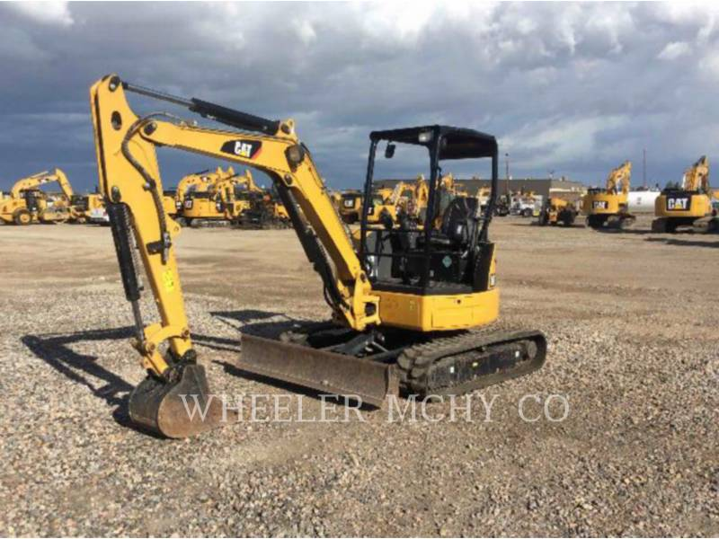 CATERPILLAR EXCAVADORAS DE CADENAS 304E C1 equipment  photo 7