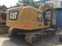 Equipment photo Caterpillar 323-07 EXCAVATOARE PE ŞENILE 1