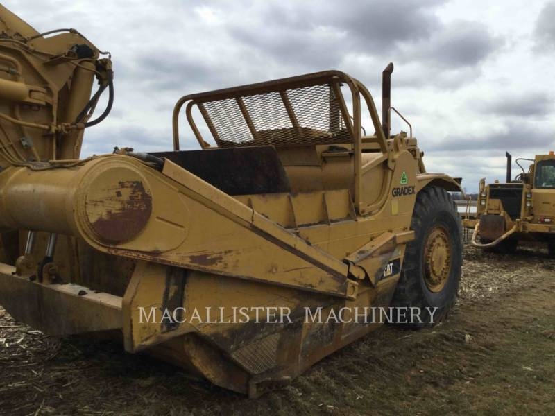 CATERPILLAR SCRAPER PER TRATTORI GOMMATI 627EPP equipment  photo 20